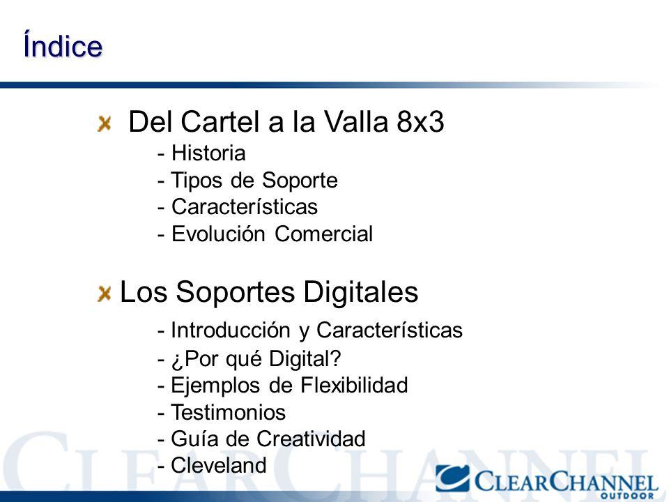 Los Soportes Digitales - Introducción y Características
