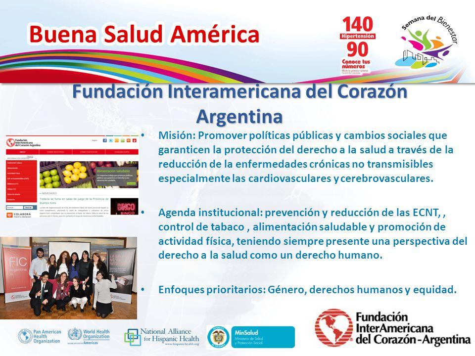 Fundación Interamericana del Corazón Argentina