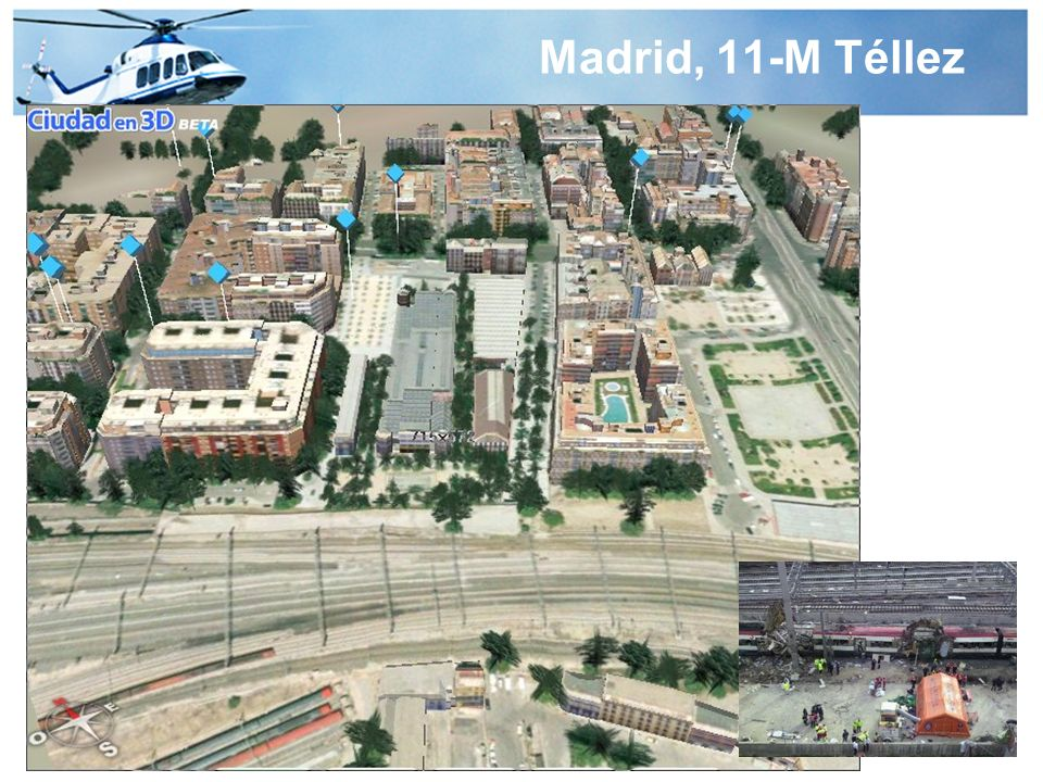 Madrid, 11-M Téllez