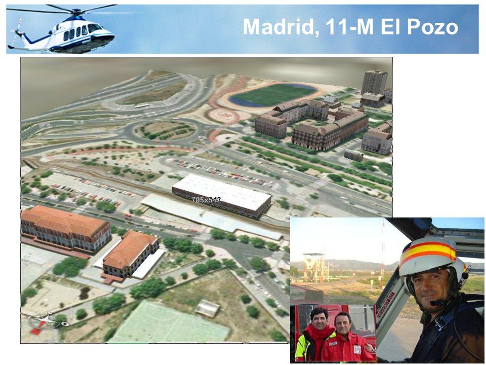 Madrid, 11-M El Pozo