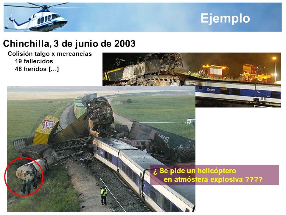 Ejemplo Chinchilla, 3 de junio de 2003