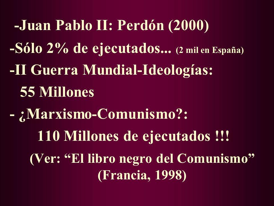 -Juan Pablo II: Perdón (2000)