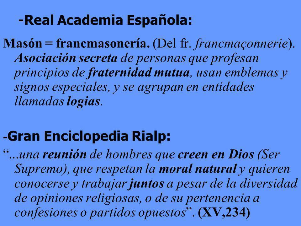 -Real Academia Española: