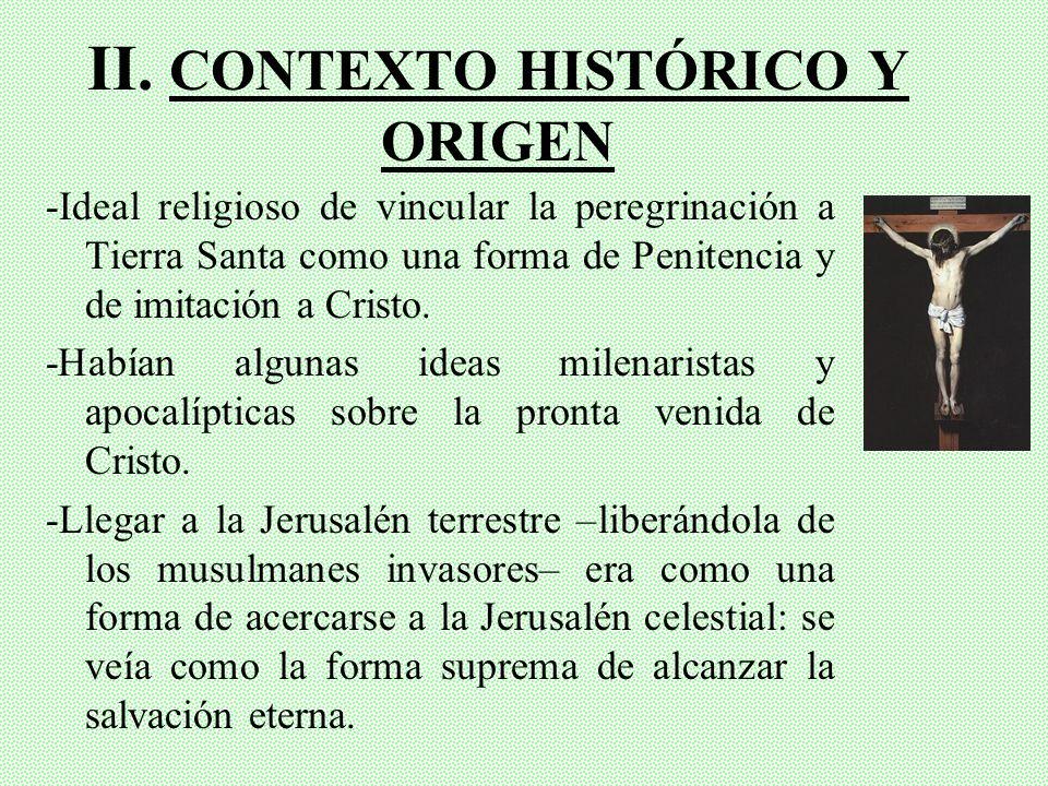 II. CONTEXTO HISTÓRICO Y ORIGEN