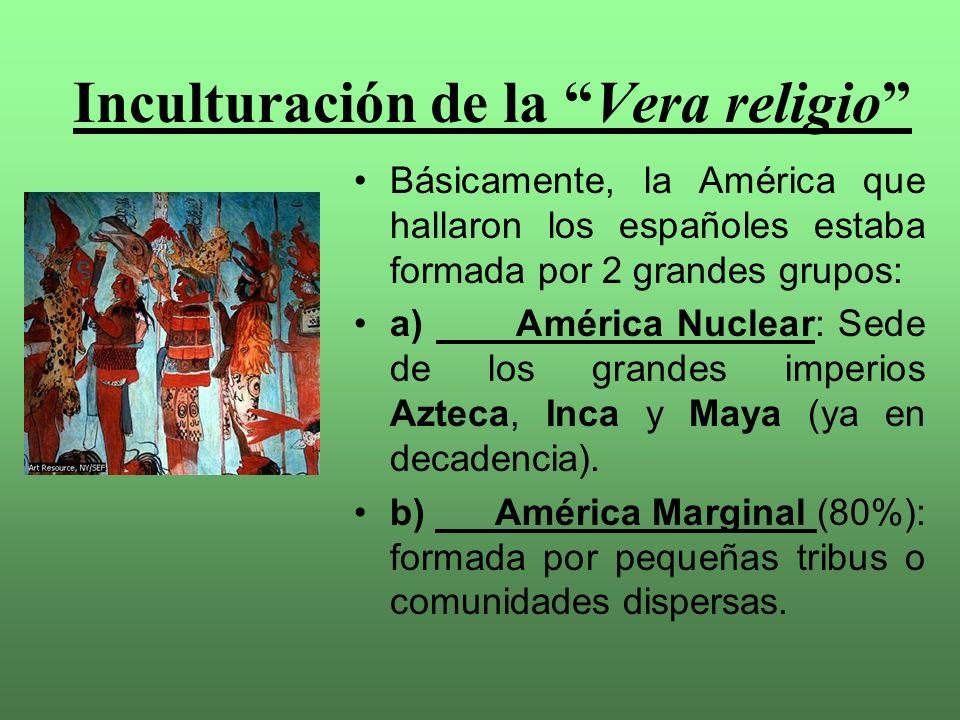 Inculturación de la Vera religio