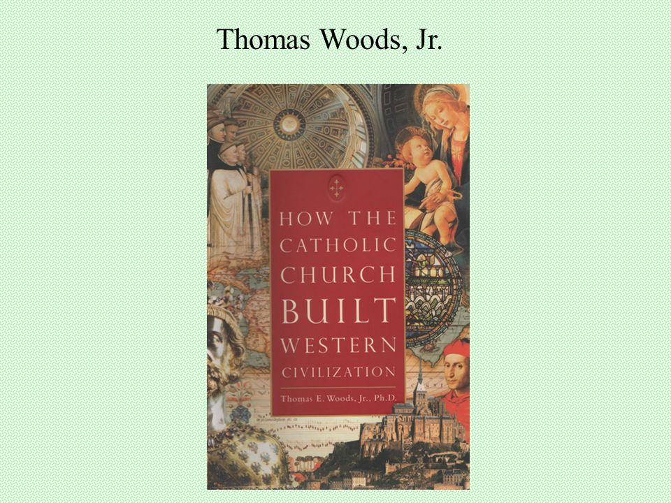 Thomas Woods, Jr.
