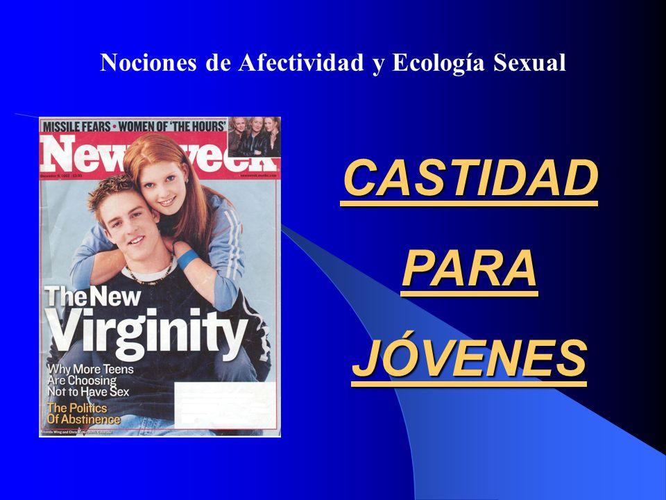Nociones de Afectividad y Ecología Sexual