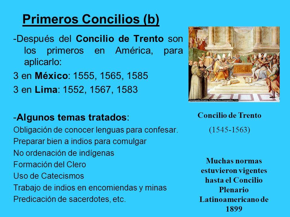 Primeros Concilios (b)
