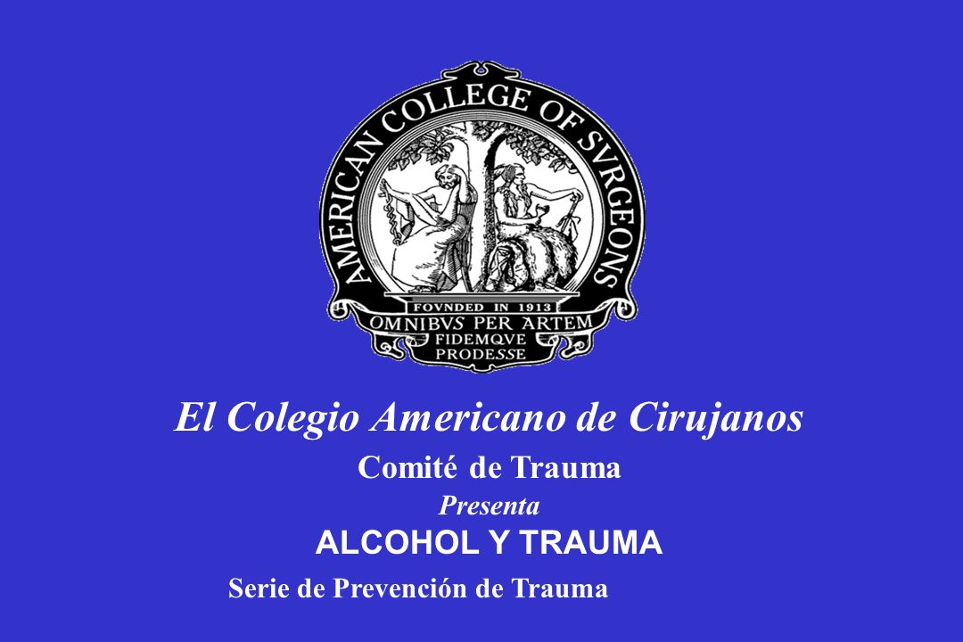 El Colegio Americano de Cirujanos