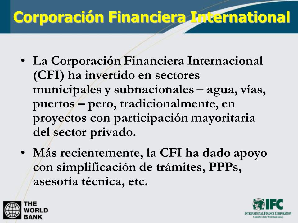 Corporación Financiera International