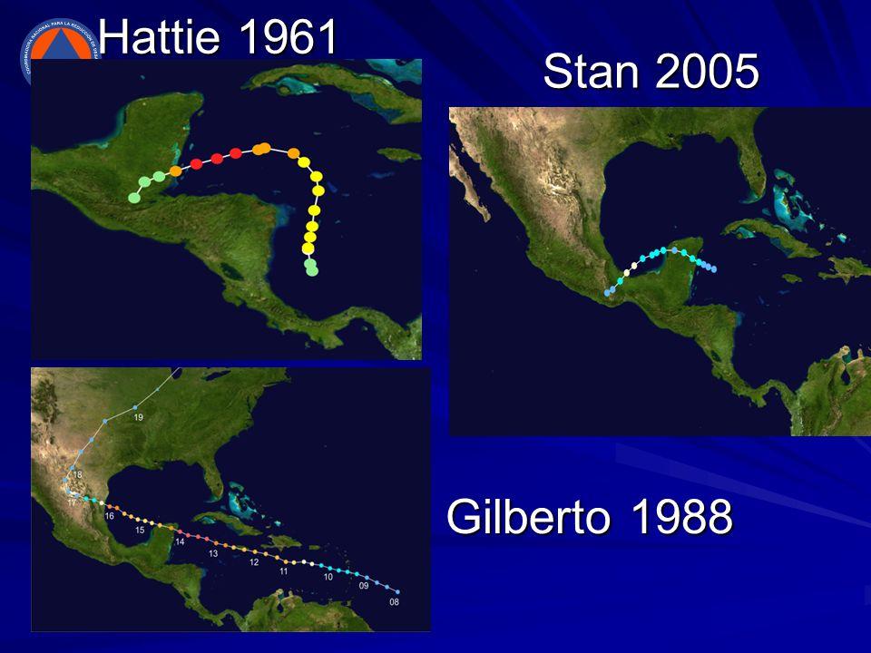 Hattie 1961 Stan 2005 Gilberto 1988