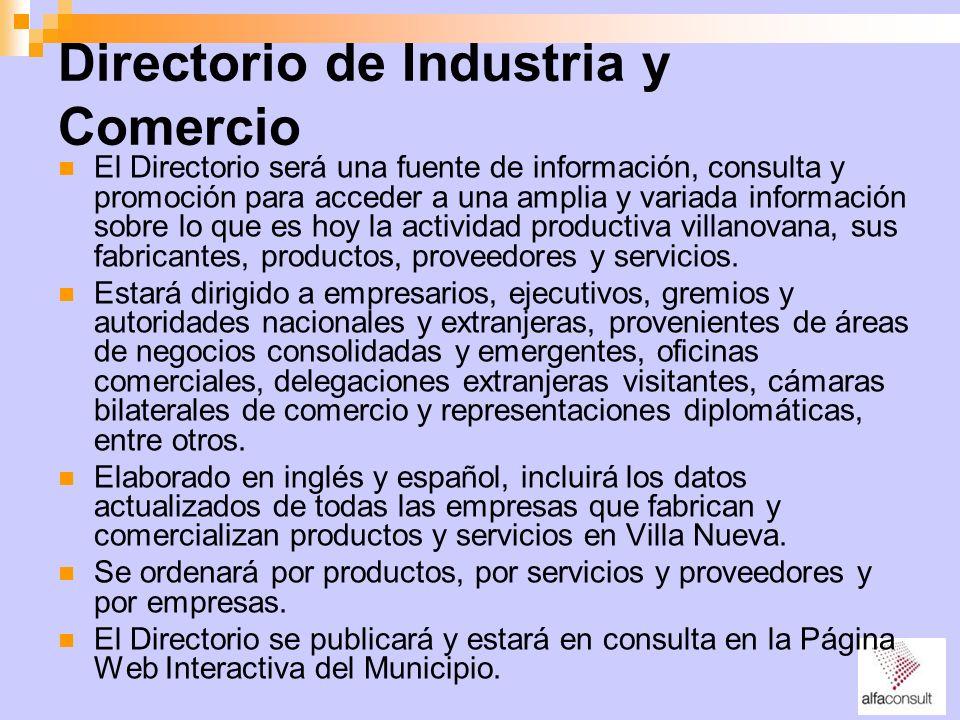 Directorio de Industria y Comercio