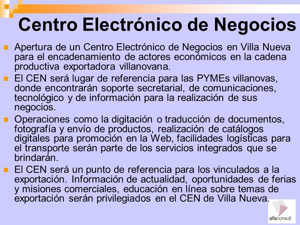 Centro Electrónico de Negocios