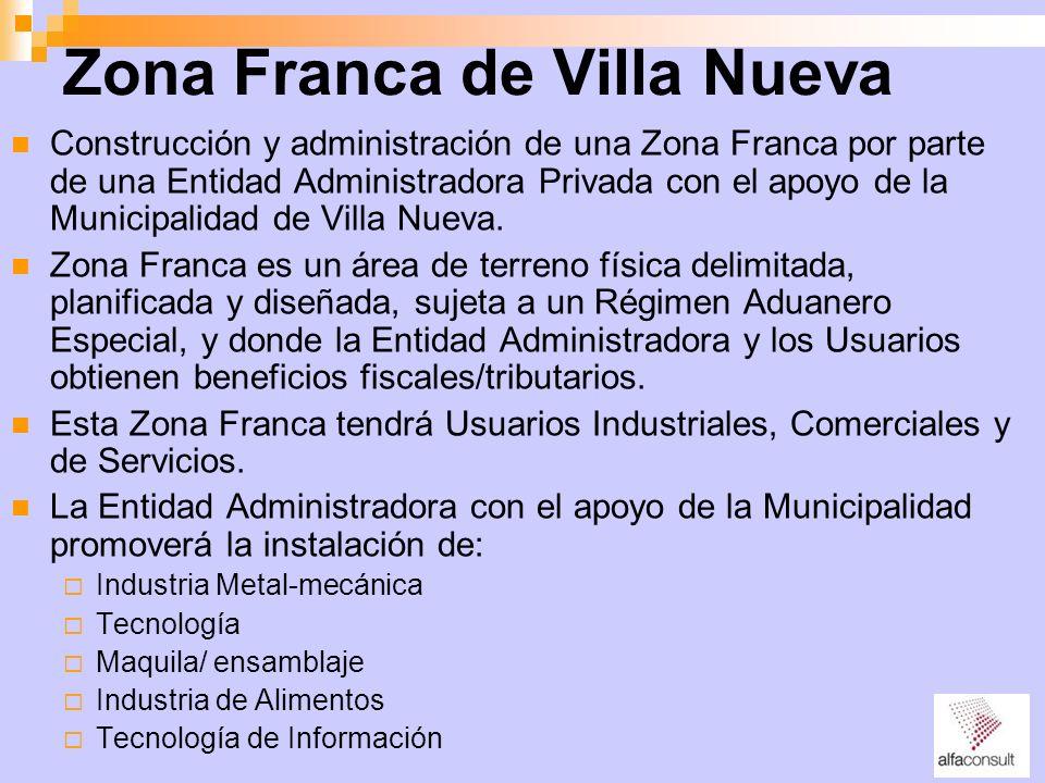 Zona Franca de Villa Nueva