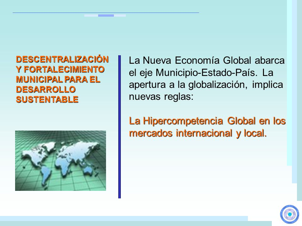 La Hipercompetencia Global en los mercados internacional y local.