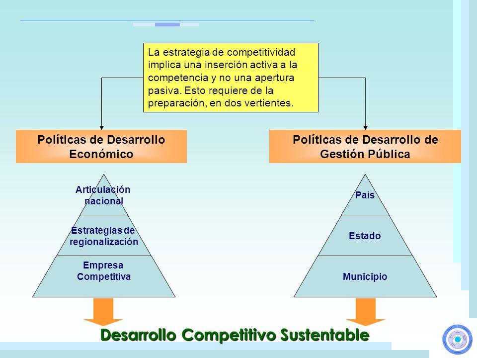 Desarrollo Competitivo Sustentable