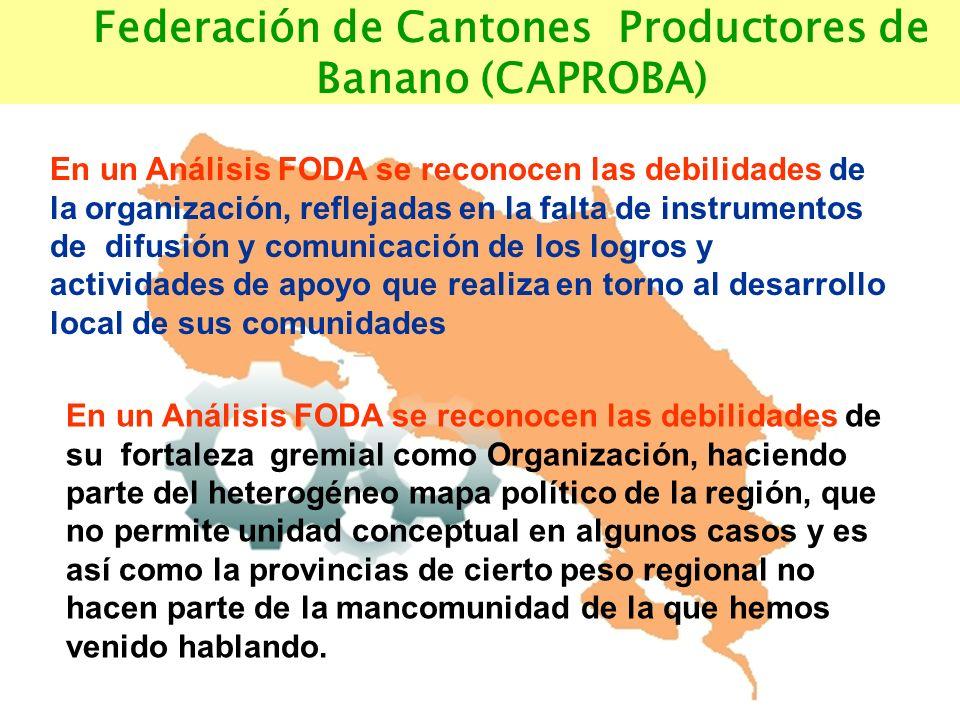 Federación de Cantones Productores de Banano (CAPROBA)