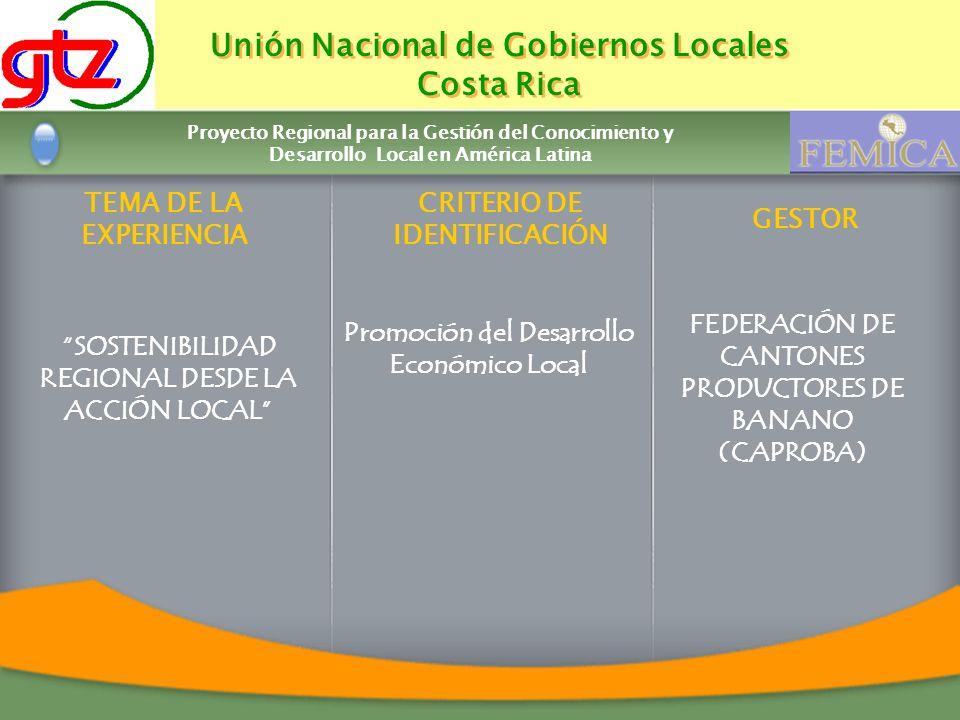Unión Nacional de Gobiernos Locales Costa Rica