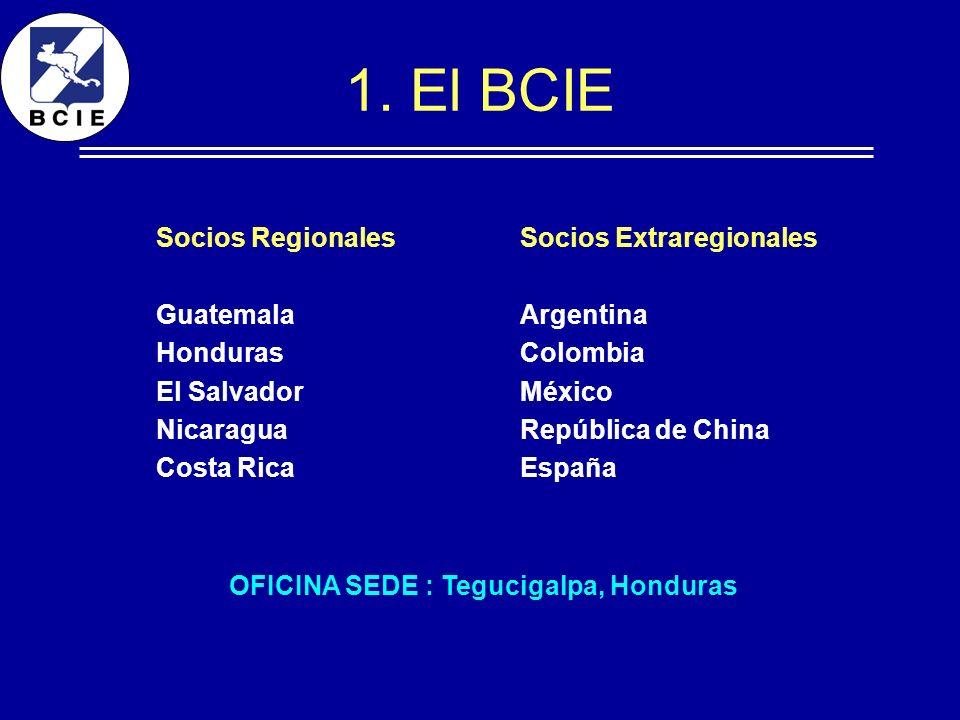 OFICINA SEDE : Tegucigalpa, Honduras