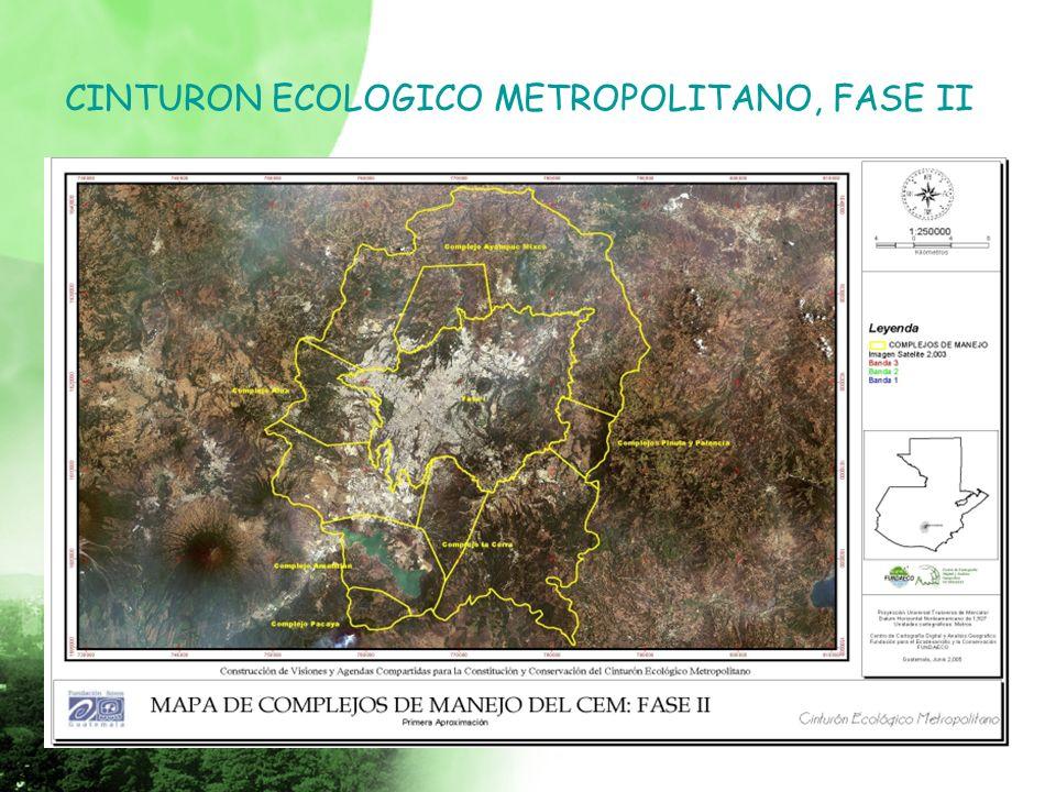 CINTURON ECOLOGICO METROPOLITANO, FASE II
