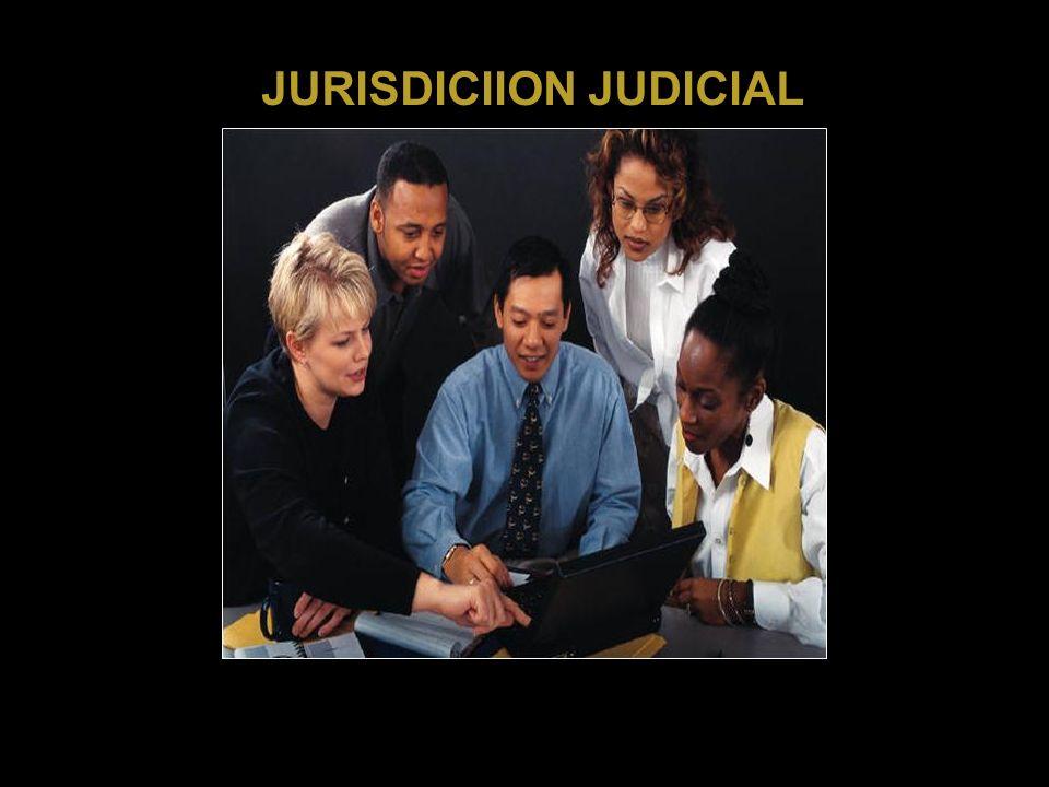 JURISDICIION JUDICIAL