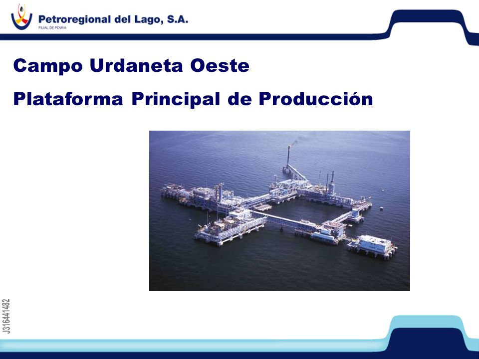 Plataforma Principal de Producción