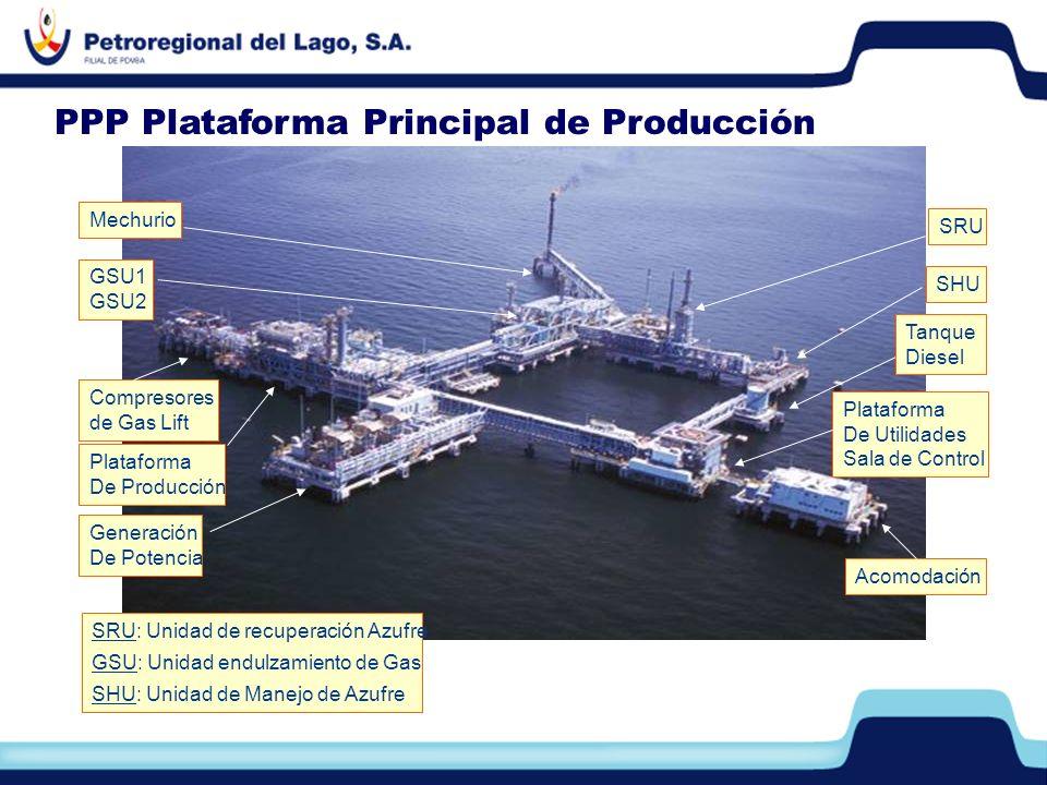 PPP Plataforma Principal de Producción