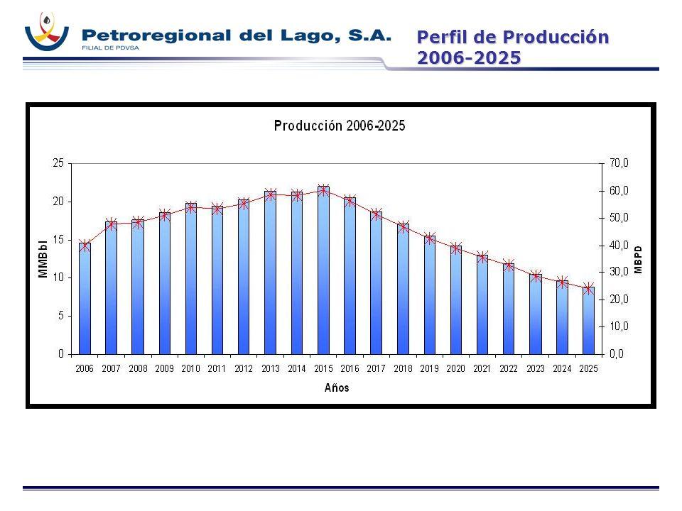 Perfil de Producción 2006-2025