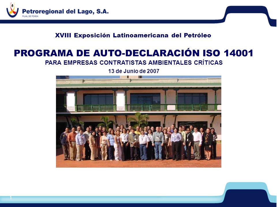 XVIII Exposición Latinoamericana del Petróleo
