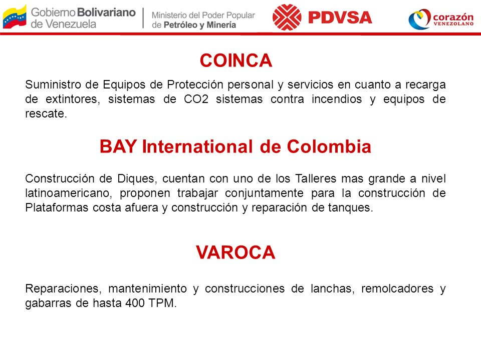 BAY International de Colombia