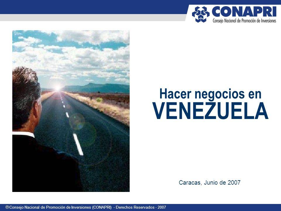 Hacer negocios en VENEZUELA