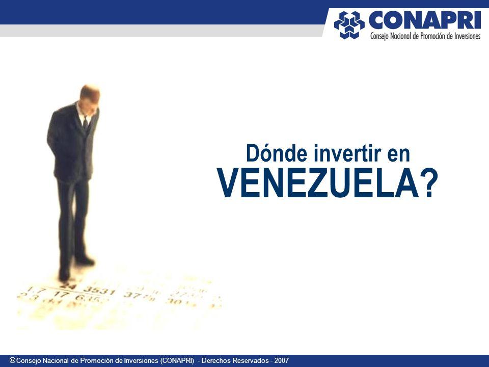 Dónde invertir en VENEZUELA
