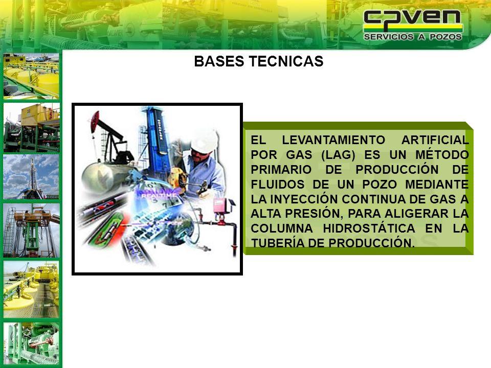BASES TECNICAS