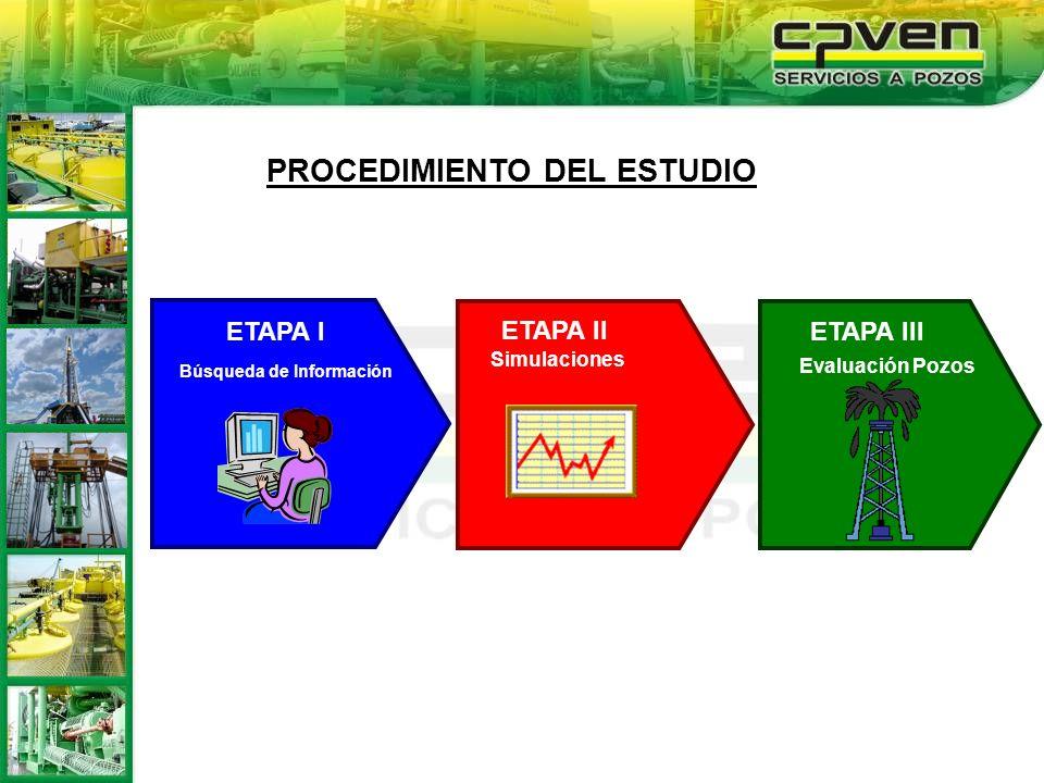 PROCEDIMIENTO DEL ESTUDIO Búsqueda de Información