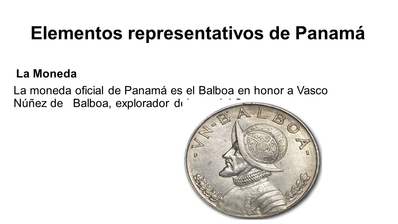Elementos representativos de Panamá