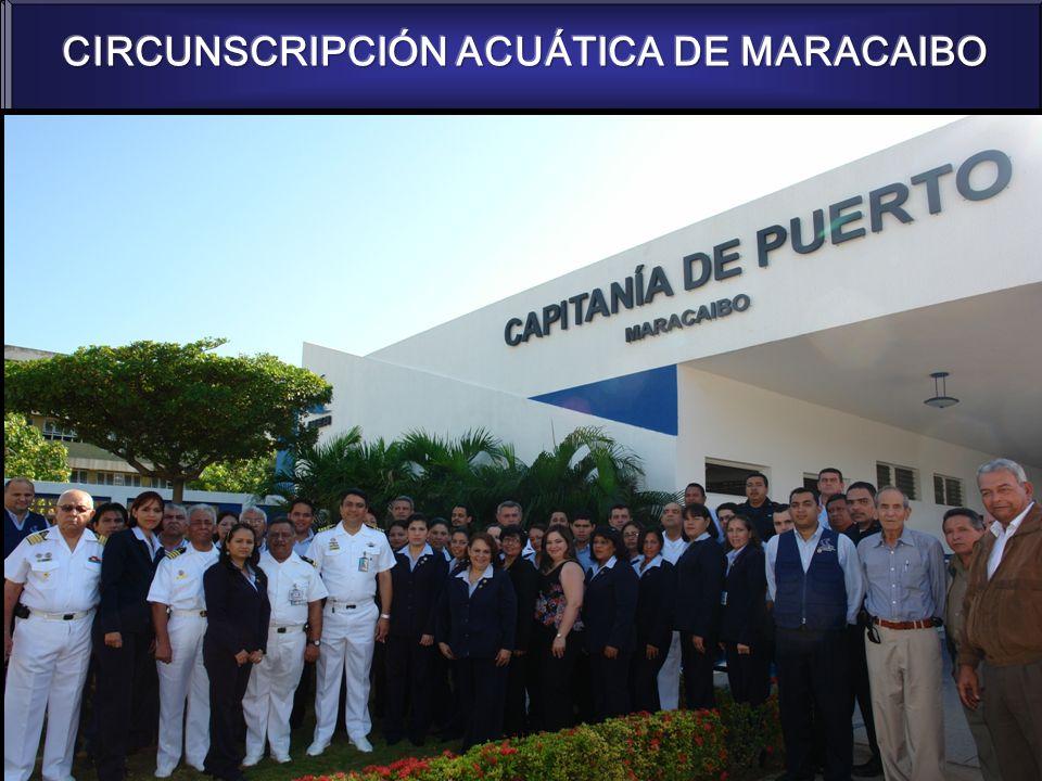 CIRCUNSCRIPCIÓN ACUÁTICA DE MARACAIBO