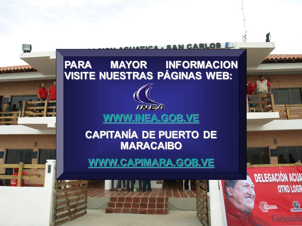 CAPITANÍA DE PUERTO DE MARACAIBO