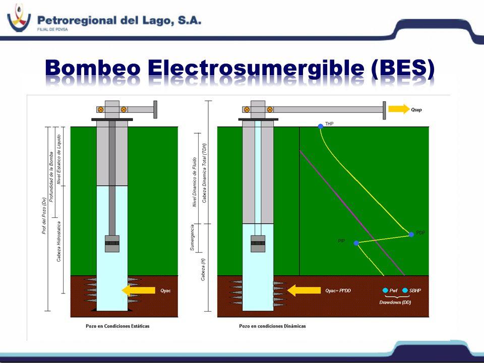 Bombeo Electrosumergible (BES)