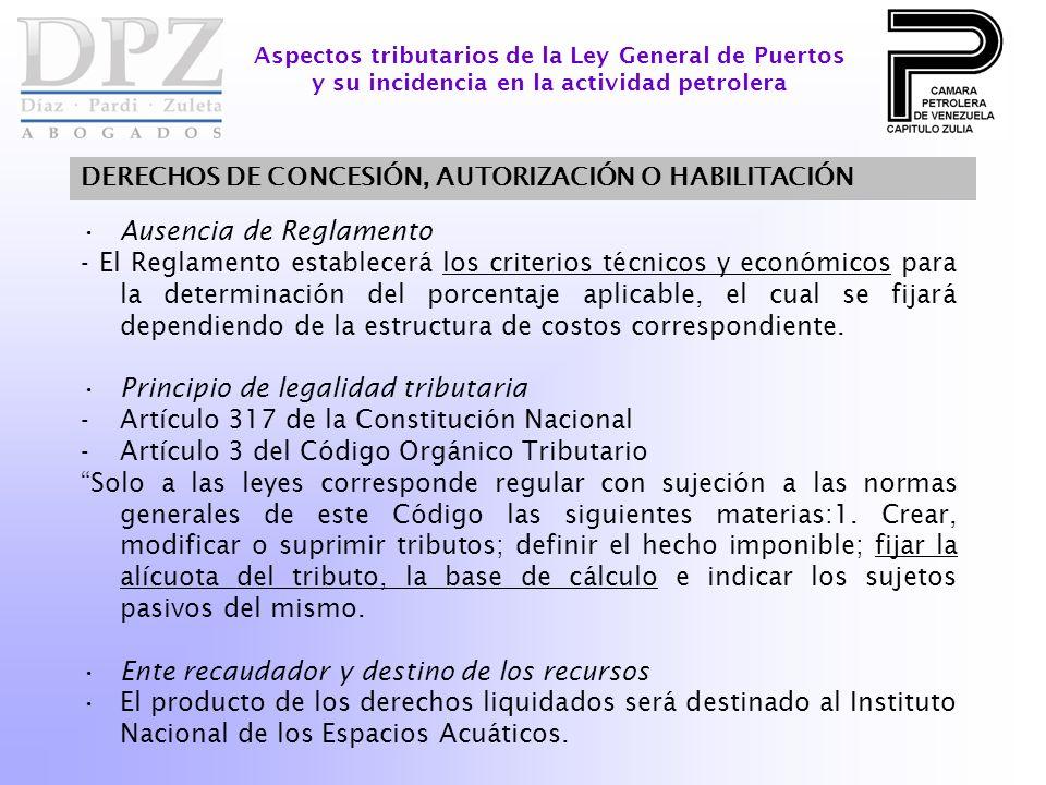 DERECHOS DE CONCESIÓN, AUTORIZACIÓN O HABILITACIÓN