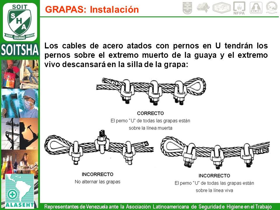 GRAPAS: Instalación