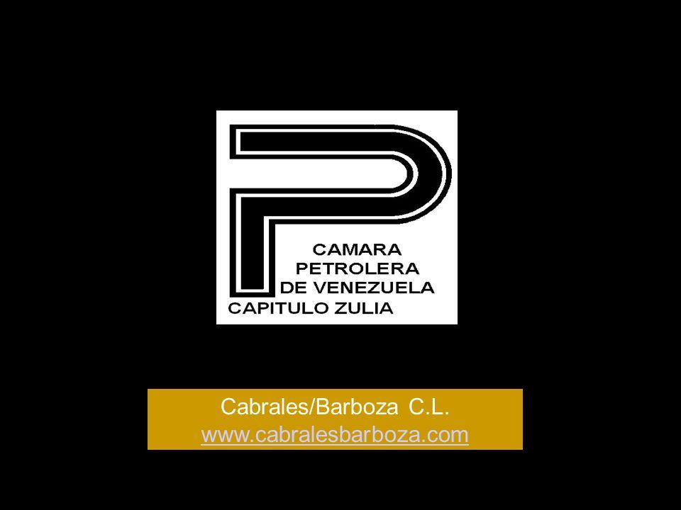 Cabrales/Barboza C.L. www.cabralesbarboza.com