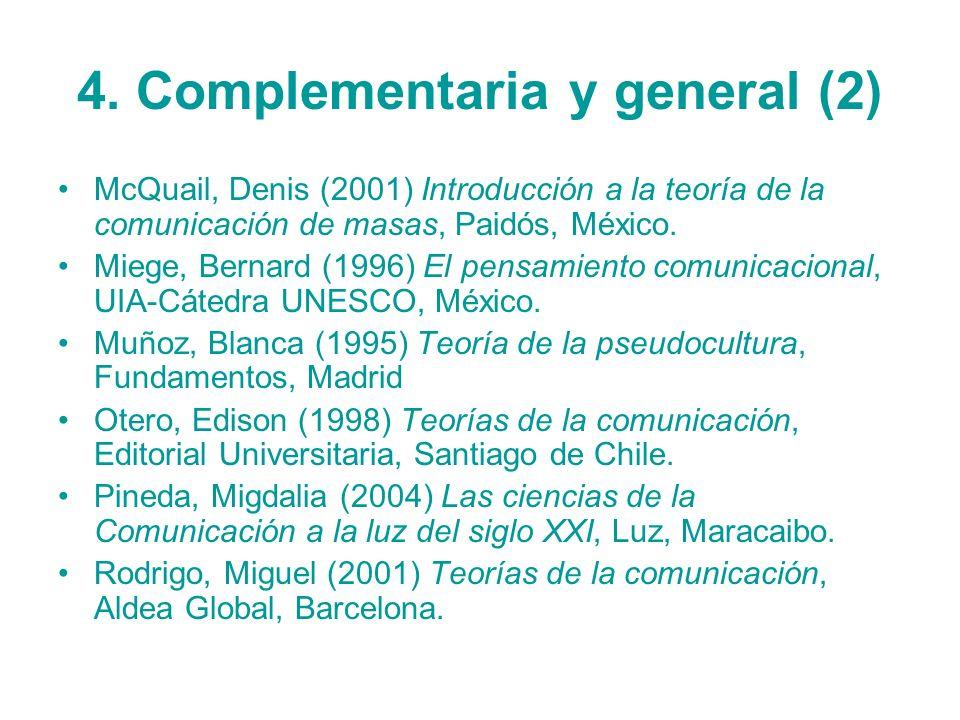 4. Complementaria y general (2)