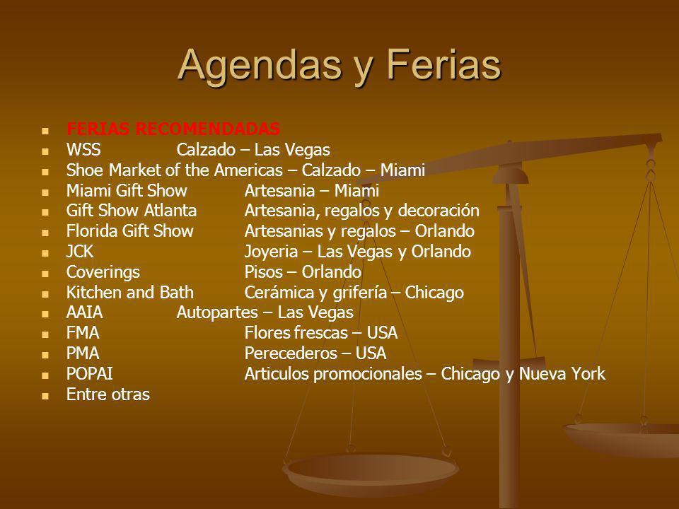 Agendas y Ferias FERIAS RECOMENDADAS WSS Calzado – Las Vegas