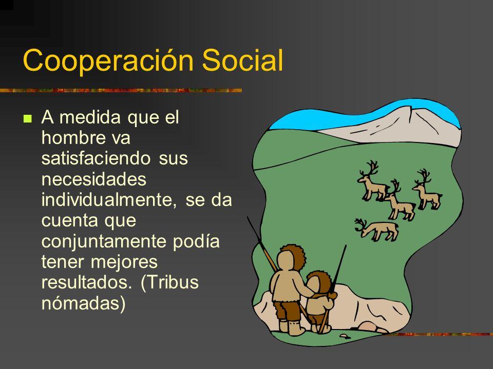 Cooperación Social