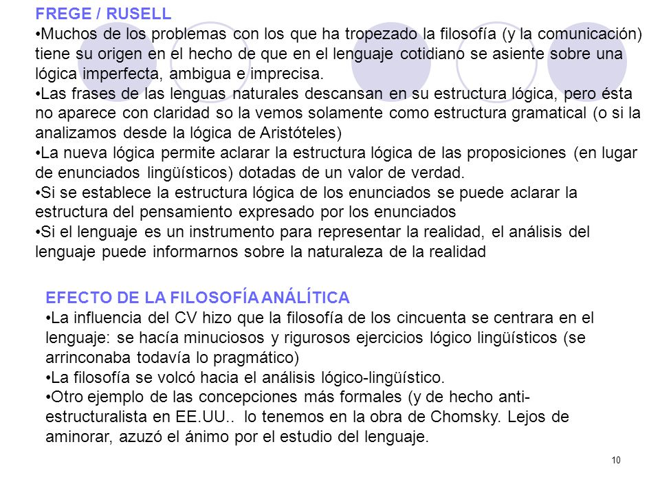 FREGE / RUSELL