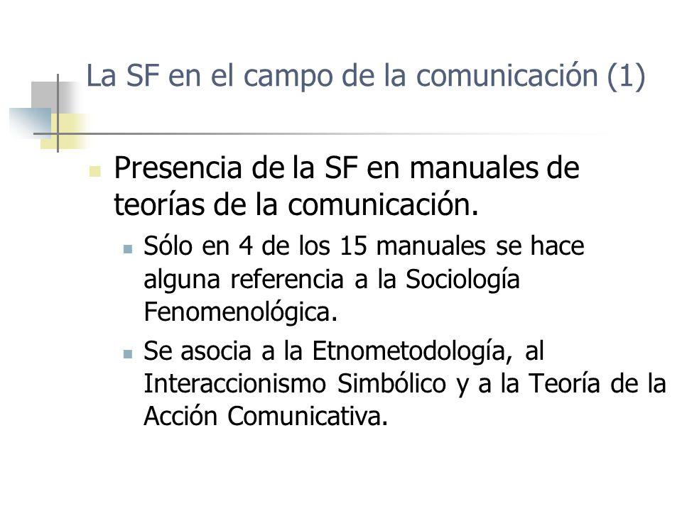 La SF en el campo de la comunicación (1)