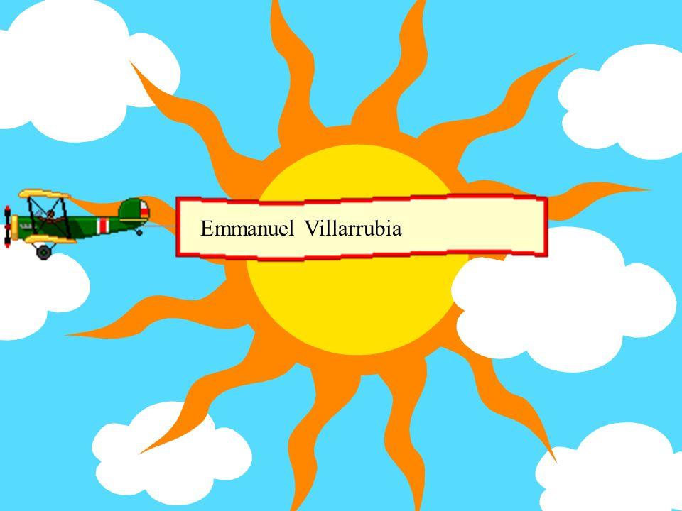 Emmanuel Villarrubia