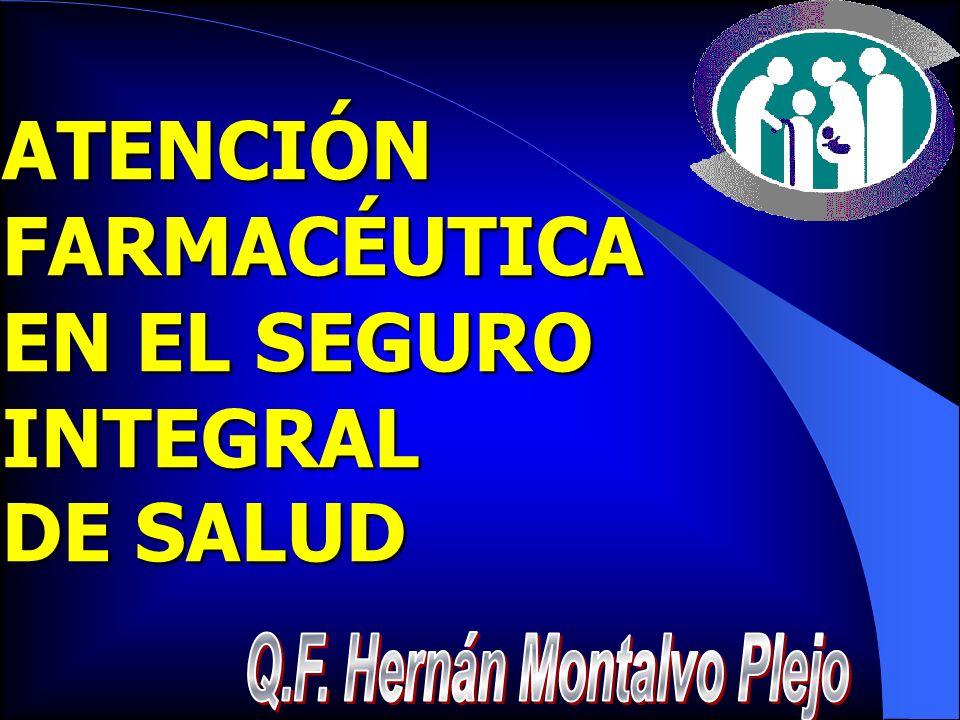 Q.F. Hernán Montalvo Plejo