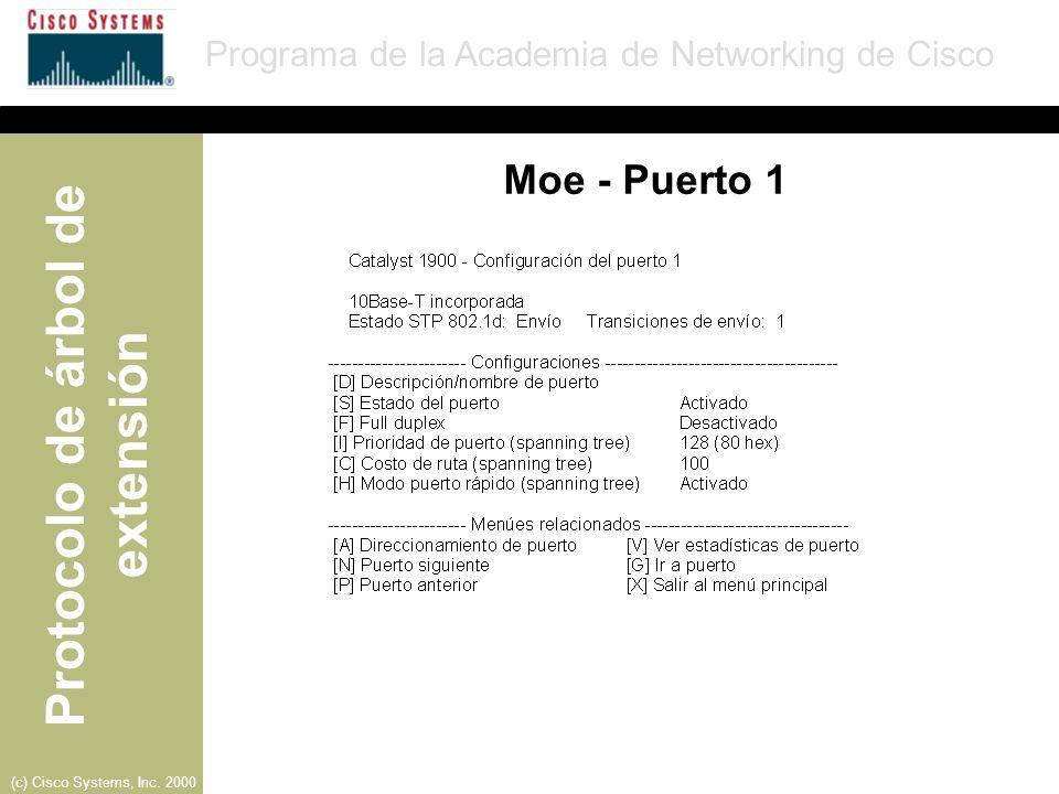 Moe - Puerto 1