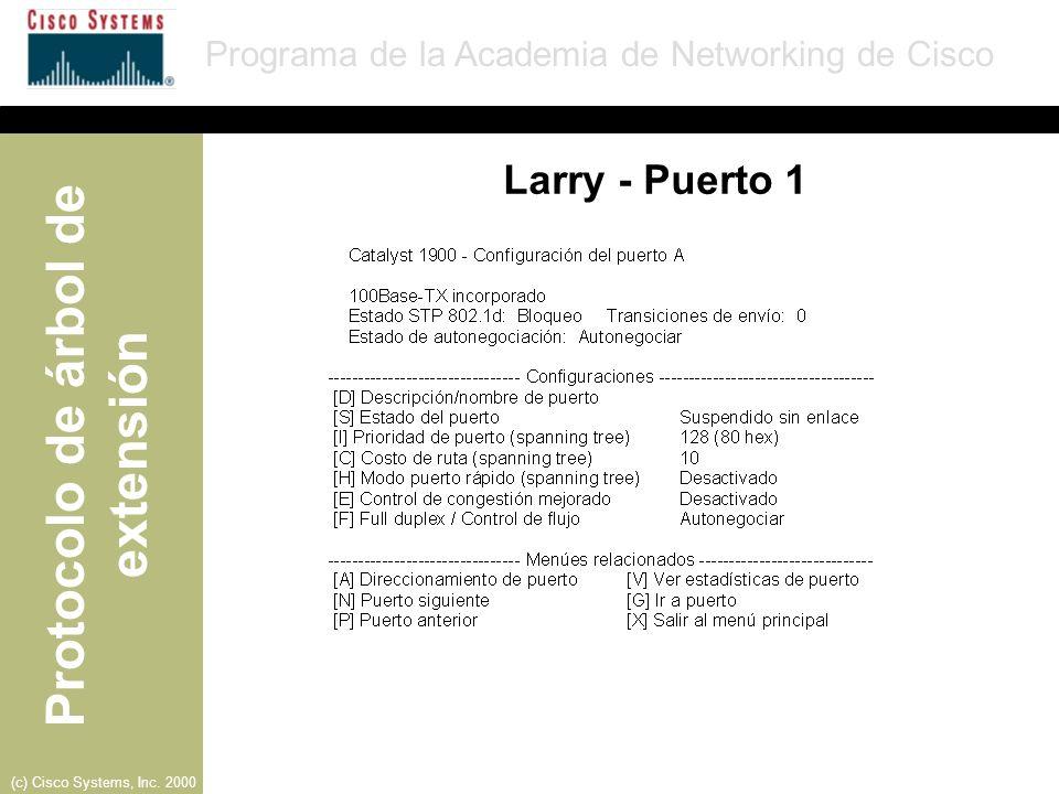 Larry - Puerto 1